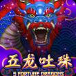 5 Fortune Dragons Free Gaming Slots